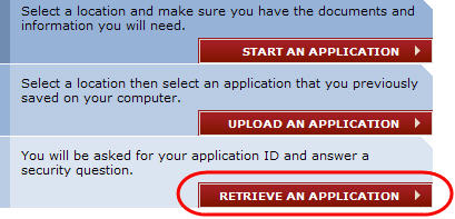 Recovering An Application After Closing Internet Browser